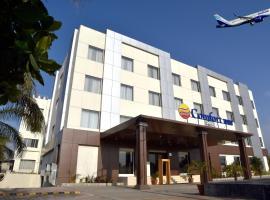 Comfort Inn Donil Vadodara, отель в городе Вадодара