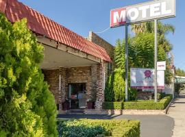 Centrepoint Midcity Motor Inn, hotel in Warwick