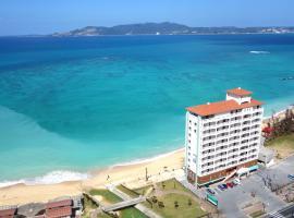 Best Western Okinawa Kouki Beach, hotel in Nago