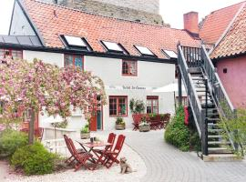Hotell St Clemens, hotell i Visby