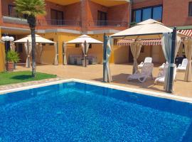 Hotel Grillo, hotel in zona Aeroporto di Cagliari-Elmas - CAG, Assemini