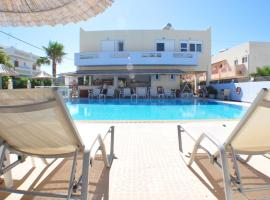 Zouboulia Apartments, hotel with pools in Kardamaina