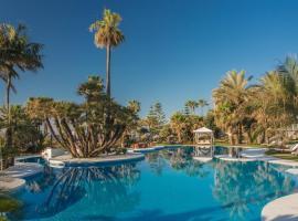 Kempinski Hotel Bahía Beach Resort & Spa, hotel dicht bij: Golfbaan Estepona Golf, Estepona