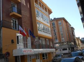 Hotel Canton, hotel in San Vicente de la Barquera