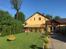 Pensjonat Tom, self catering accommodation in Kętrzyn