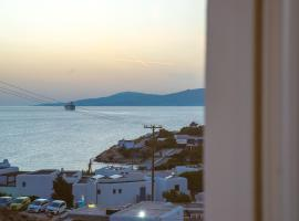 Olympia, serviced apartment in Mikonos
