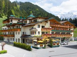 Hotel Lärchenhof, family hotel in Lermoos