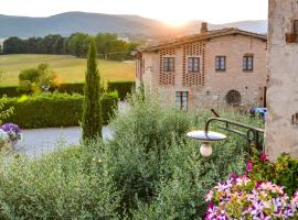 Casa Di Campagna In Toscana, country house in Sovicille