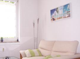 Ferienwohnung im Paulusviertel, apartment in Halle an der Saale
