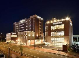 Hotel WBF Grande Asahikawa, hotel near Asahikawa Airport - AKJ, Asahikawa