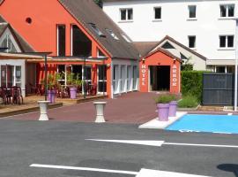 Hotel Arbor - Auberge de Mulsanne - Le Mans Sud, hotel near Le Mans Circuit, Mulsanne