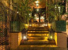Villa amira et spa, hostal o pensión en Marrakech