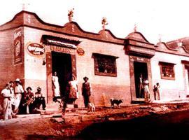 Hotel Azucenas, отель в городе Оахака-де-Хуарес