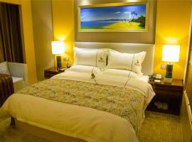 GreenTree Eastern AnHui HeFei DaHua International Harbor Hotel, hotel in Hefei