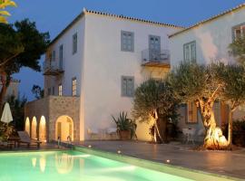 Orloff Resort, pet-friendly hotel in Spetses