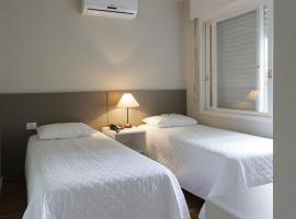Apart Hotel Garibaldi, pet-friendly hotel in Porto Alegre