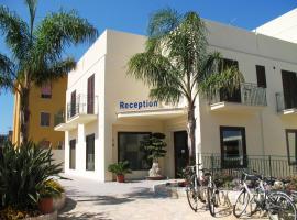 Hotel Sikania, hotel a San Vito lo Capo