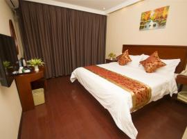 GreenTree Inn ShanDong TaiAn Bus Station LingShan Street Express Hotel, hotel Tajanban
