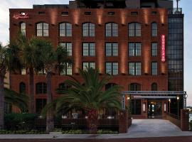 The Bohemian Hotel Savannah Riverfront, Autograph Collection, boutique hotel in Savannah