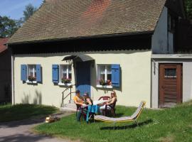 Hofgut Duerrenbuehl, farm stay in Grafenhausen