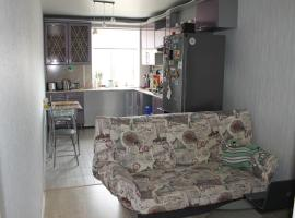 Apartment Peschanaya, отель в Валдае