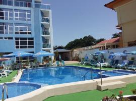 Kiten Palace Hotel - All Inclusive, hotel near Water Slide, Kiten