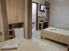 Hotel Mato Grosso, hotel em Cuiabá