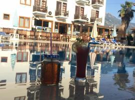 Kilim Hotel & Apart, hotel in Fethiye