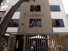 Hotel El Farolito, hotel en Lima
