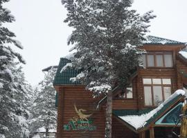 Legenda, hotel in Terskol