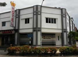 Five Hotel, отель в городе Серембан