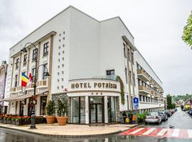 Potaissa Hotel, hotel din Turda