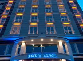 Tugcu Hotel Select, отель в Бурсе