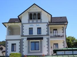 Seeappartements Villa Sole, Hotel in der Nähe von: Weihnachtsmarkt Pörtschach, Pörtschach am Wörthersee