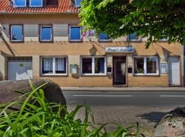 Budget-Hotel Atlantik, Hotel in Celle
