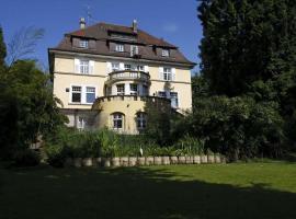 Hotel Park Villa, Hotel in Heilbronn
