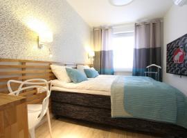 Apartamenty Bohaterów Kragujewca 6, hotel near Bydgoszcz Ignacy Jan Paderewski Airport - BZG,