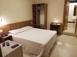 Oft Place Hotel, hotel em Goiânia