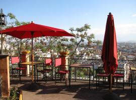 Belvedere Hotel, отель в Антананариву