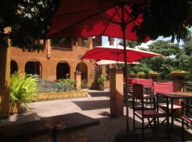 Belvedere Hotel, hotel near Ivato Airport - TNR, Antananarivo