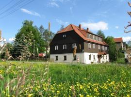 Ferienwohnungen im Landstreicherhaus, Hotel in der Nähe von: Burg Stolpen, Stolpen