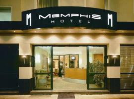 Memphis Hotel, hotel in Frankfurt/Main