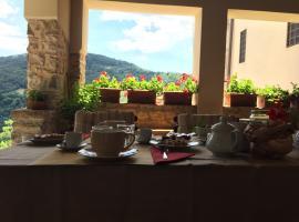 Agriturismo Villa Dauphiné, hotel in Bagno a Ripoli