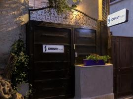 Johnny Hotel, hotel near Garden of Gethsemane, Jerusalem