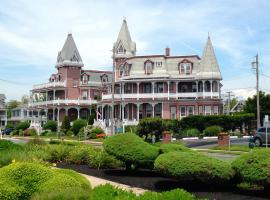 Angel of the Sea Bed and Breakfast, B&B in Cape May