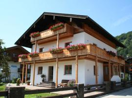 Haus Bergblick, Ferienwohnung in Reit im Winkl
