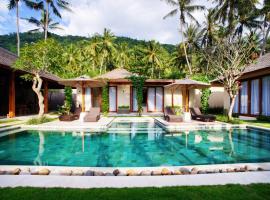 Bale Mandala Villas, villa in Senggigi
