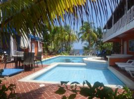 Sunset Hotel, hotel in San Andrés