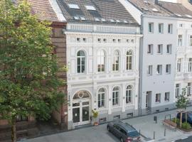 domicil Boardinghaus Bad Aachen, Hotel in Aachen