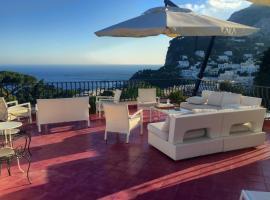 Villa Silia, apartment in Capri